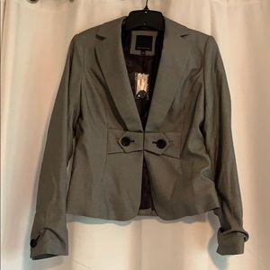 NWT The Limited Dotted Blazer